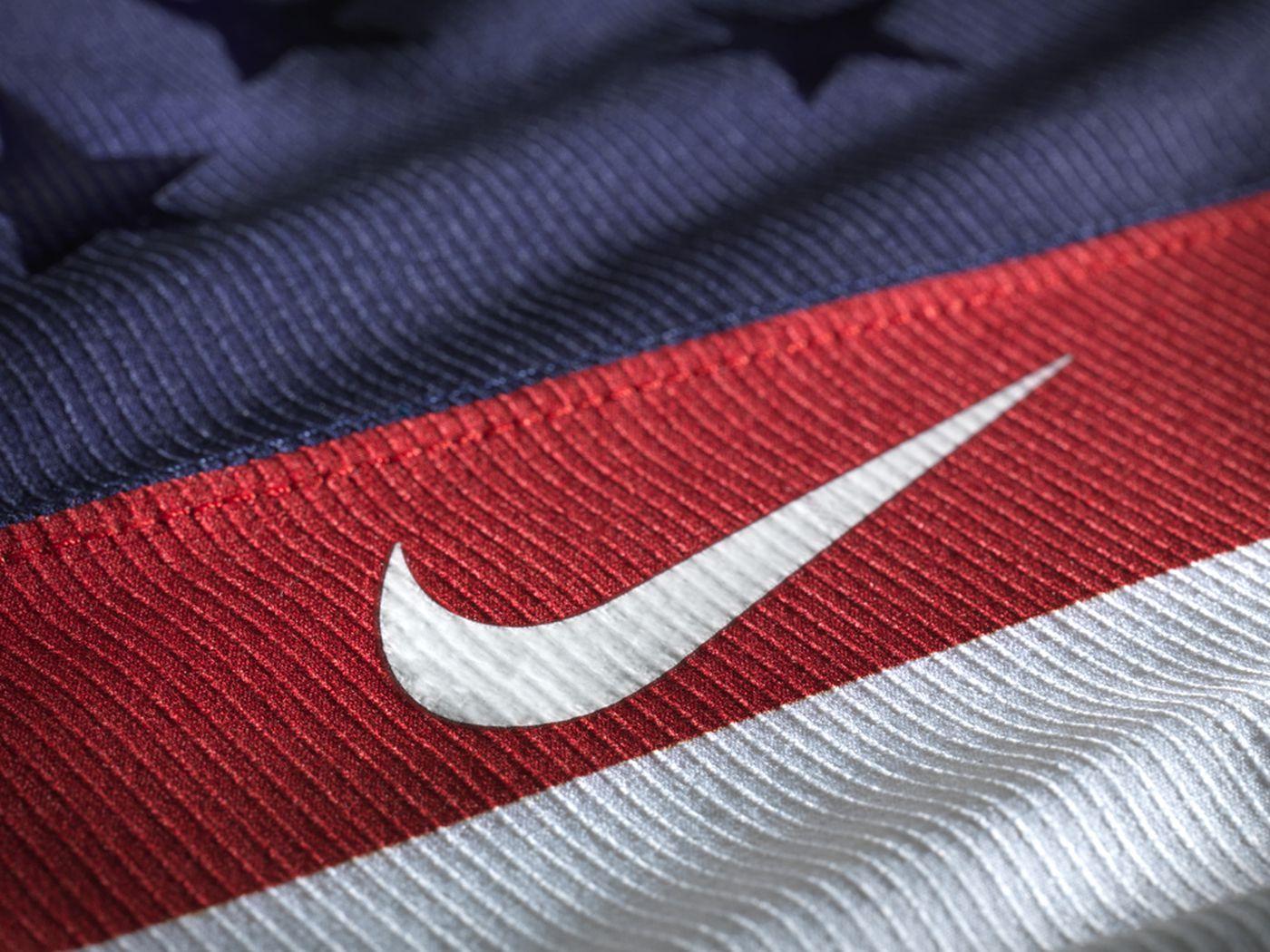 the best attitude 1e79a 5e976 USA Olympic hockey jerseys ruined by Nike s gimmicks - SBNation.com