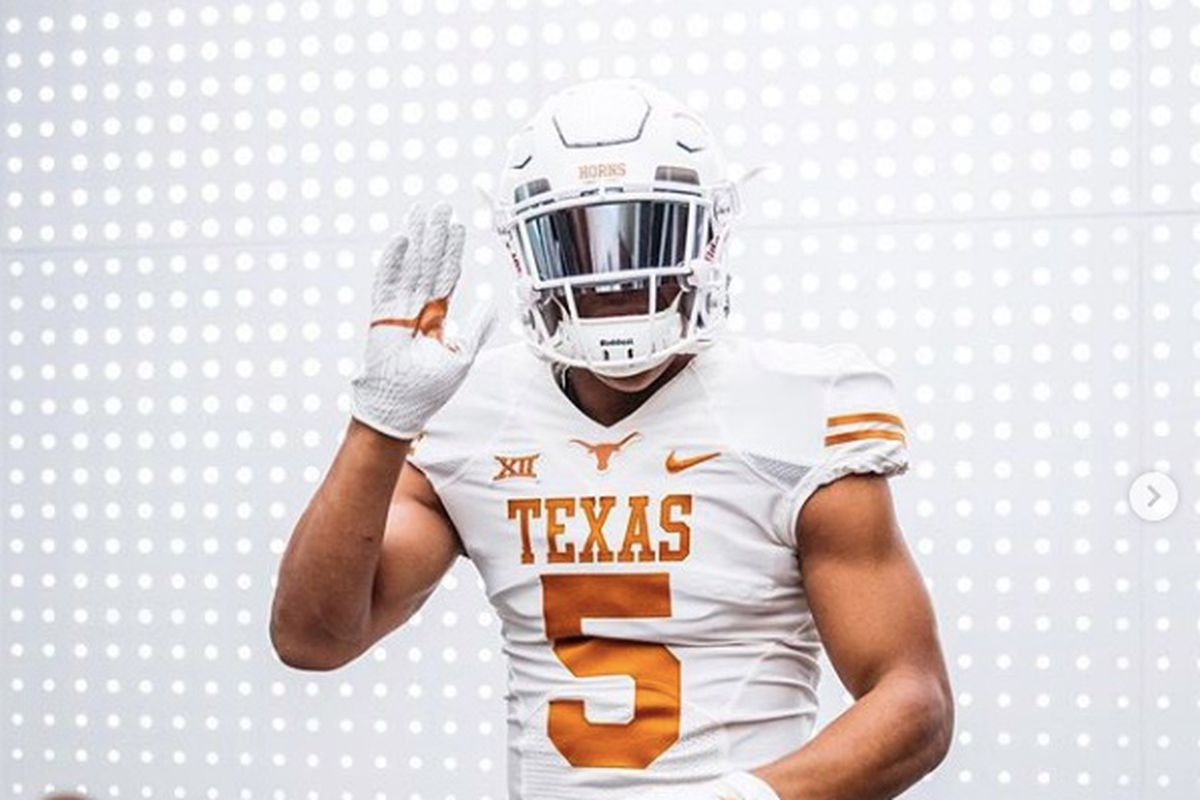 Top Linebacker Recruits 2020.5 Recruits Who Could Be Next To Join The Longhorns 2020 Class