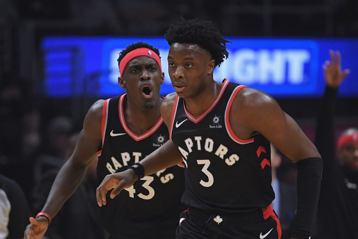 NBA Analysis: How to solve the Raptors' logjam at the power