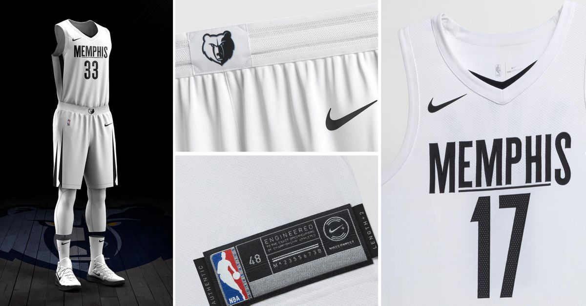 pretty nice 93431 d6385 Grizzlies will wear Martin Luther King Jr. inspired jerseys ...
