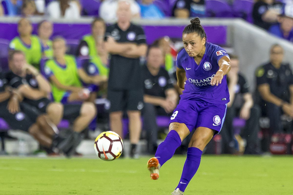 SOCCER: AUG 25 NWSL - Chicago Red Stars at Orlando Pride