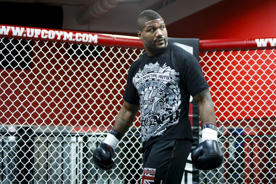 Rampage Jackson Reveals Breaking Point With Dana White Ufc Mma