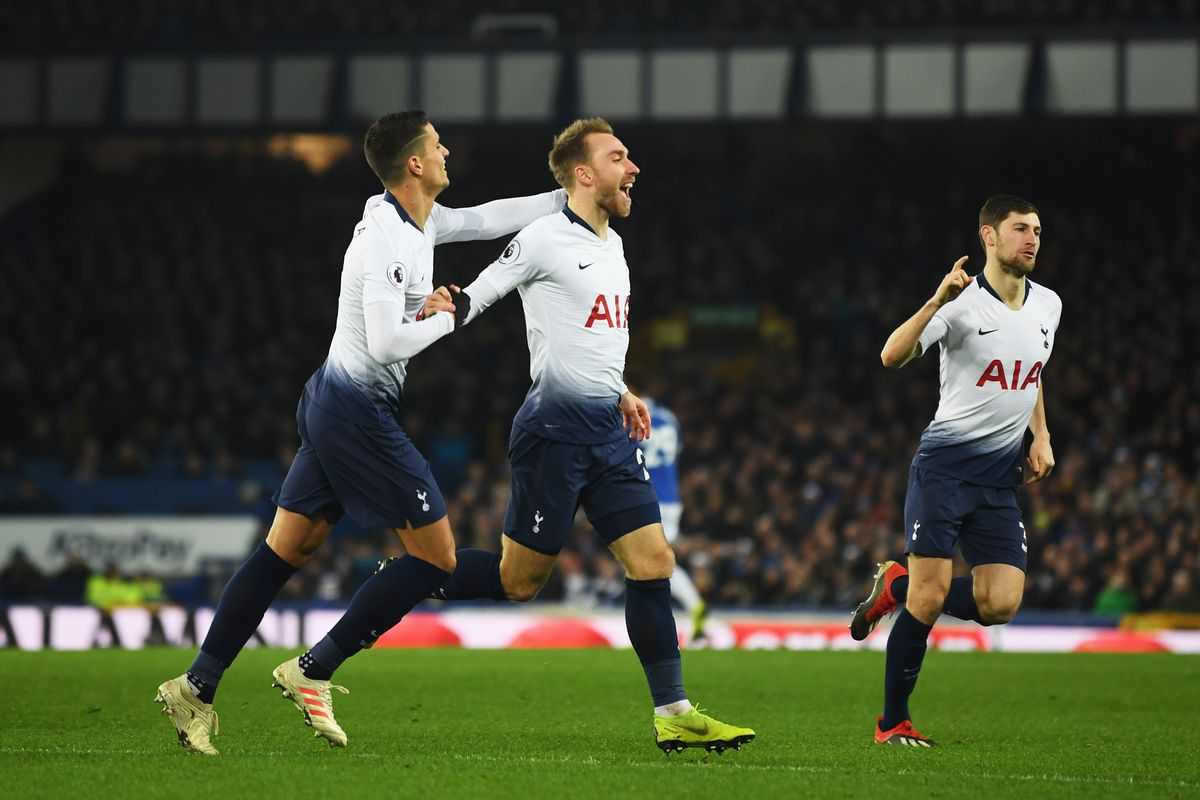 WATCH: full highlights of Everton 2-6 Tottenham Hotspur - Cartilage Free  Captain