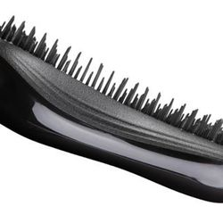 """Tangles: The <b>Goody</b> TangleFix Brush has flexible bristles for untangling your windswept mane after riding the Kingda Ka at Six Flags. The handheld grip makes it easier to control, and it's purse sized. <a href=""""http://www.target.com/p/goody-adult-ta"""