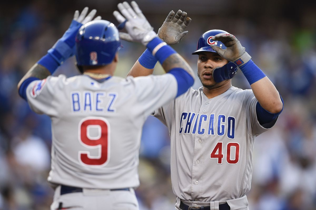 4b10d0540 MLB All-Star Game 2018  Willson Contreras and Javier Baez named to ...