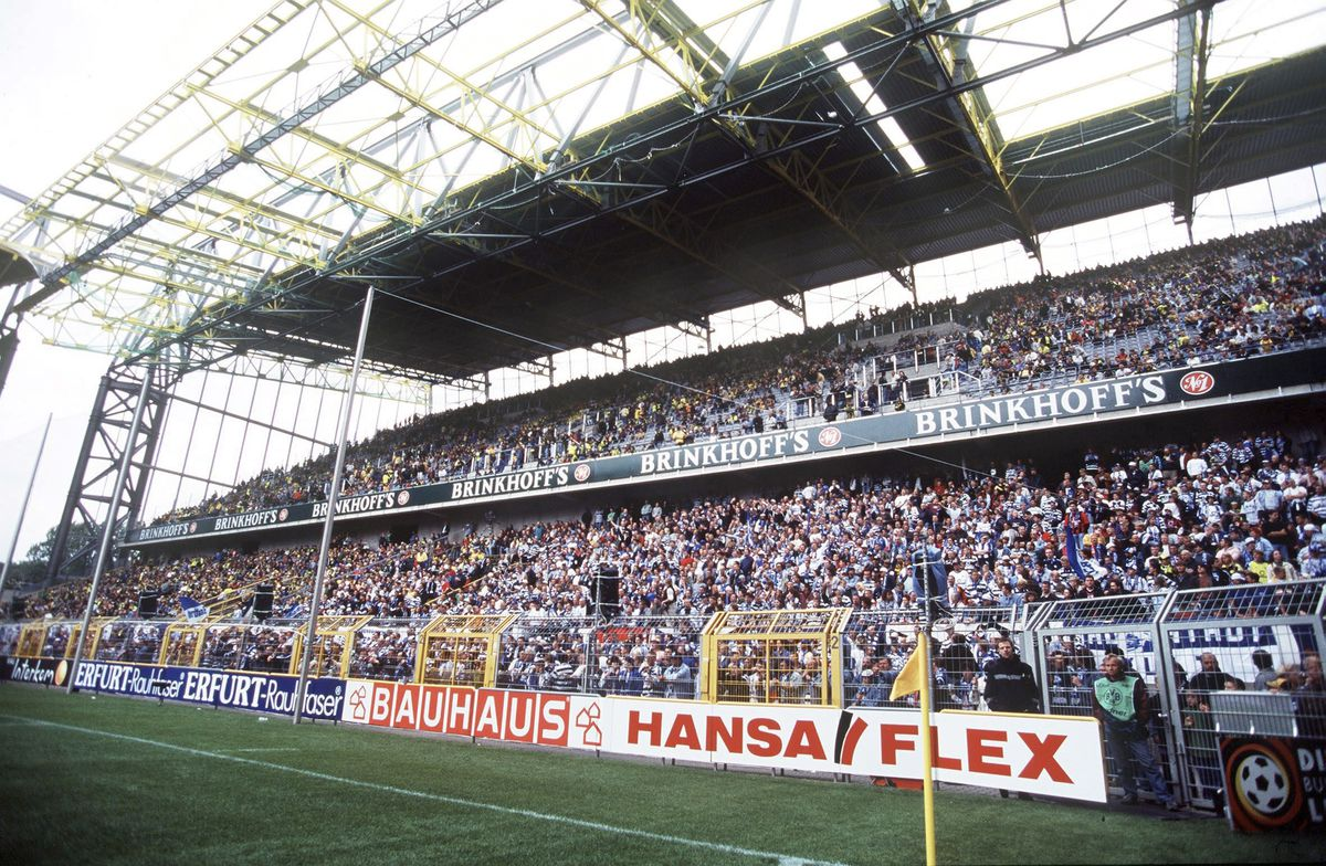 Fussball: 1. BL 98/99, Borussia Dortmund
