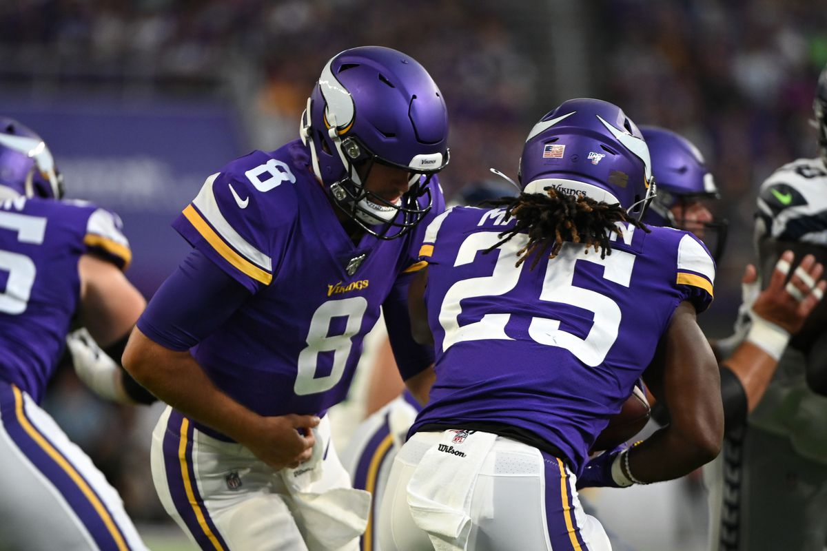 2d183a0d Seattle Seahawks at Minnesota Vikings: Second Half Discussion ...