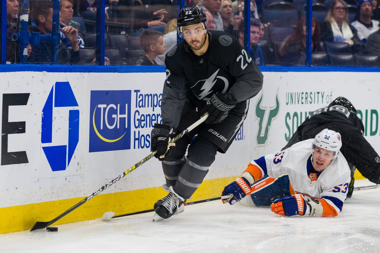 Why the Lightning want to play the Islanders in the first round