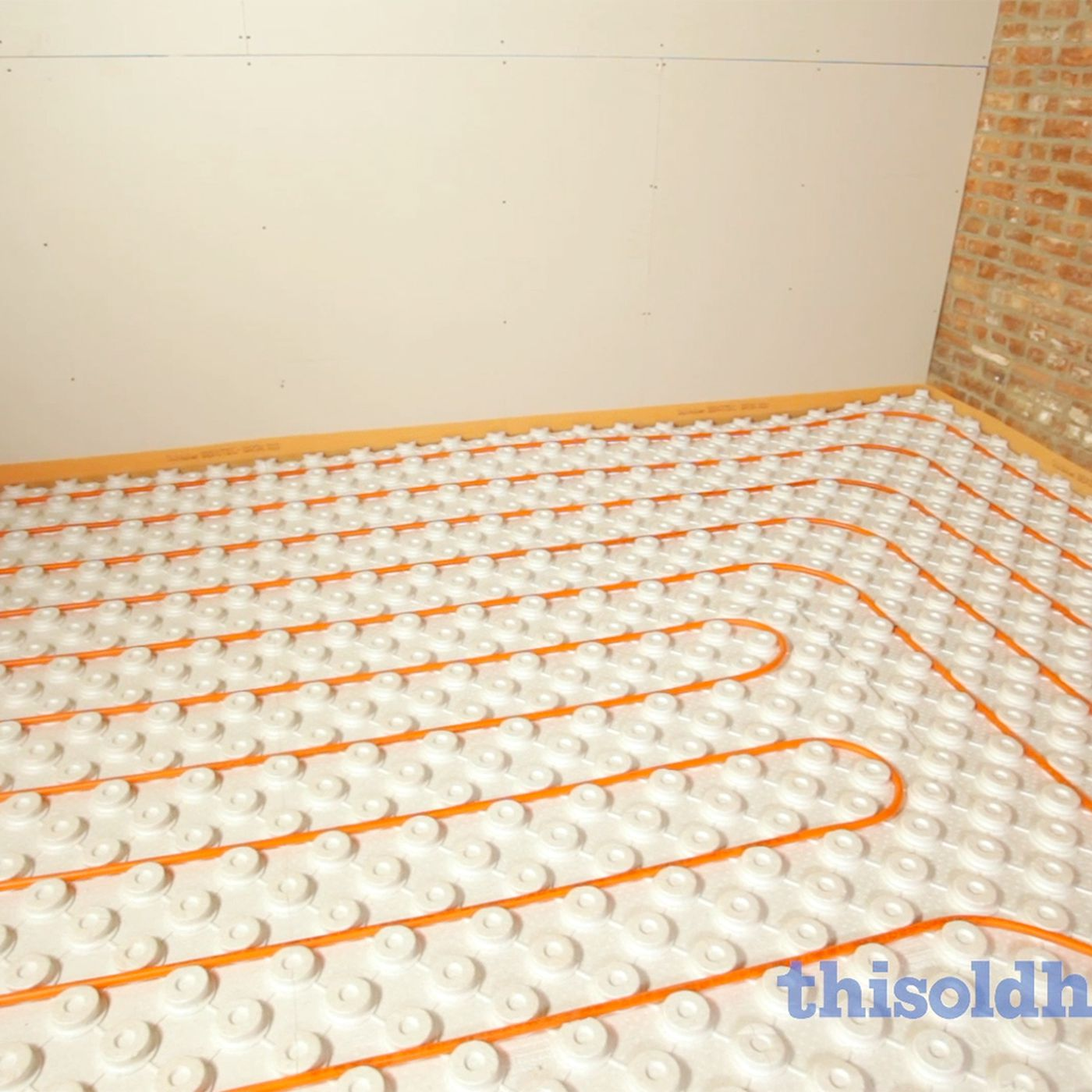 To Install Diy Radiant Floor Heating