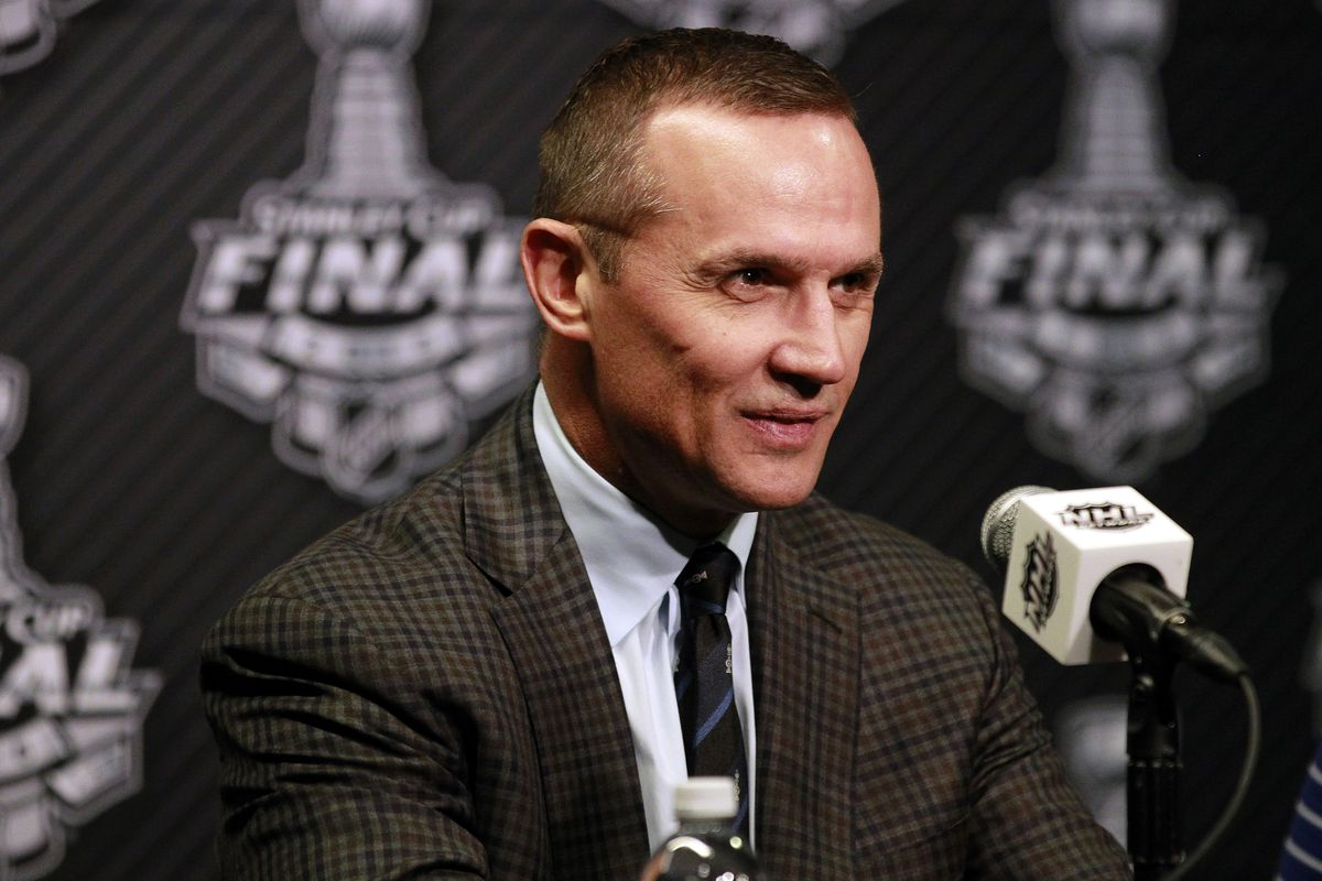 NHL: Stanley Cup Final-Media Day