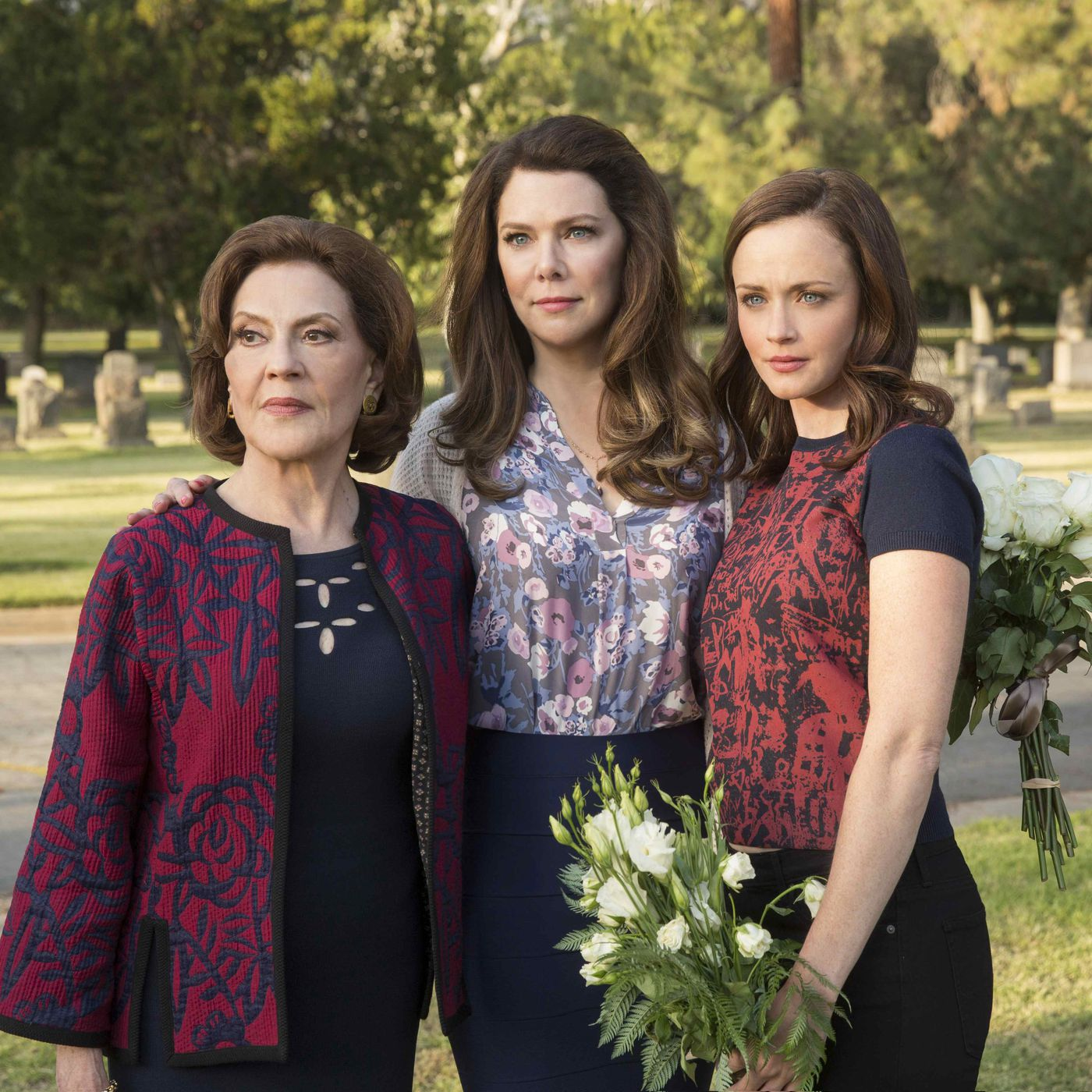 After 8 years, we finally know Gilmore Girls' final 4 words  They're