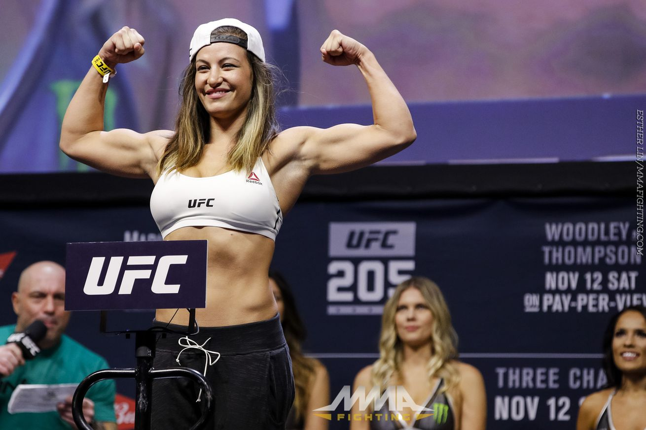 community news, Miesha Tate: I wish Cris Cyborg hit 'bully' Angela Magana even harder