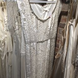Bridal gown, $3,125 (was $6,250)