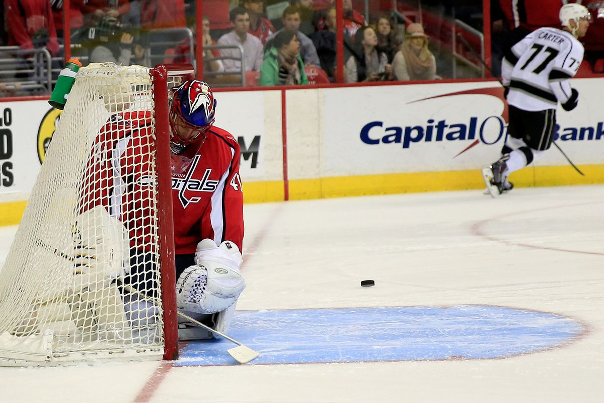 Many a goalie has been felled by Carter in the shootout.