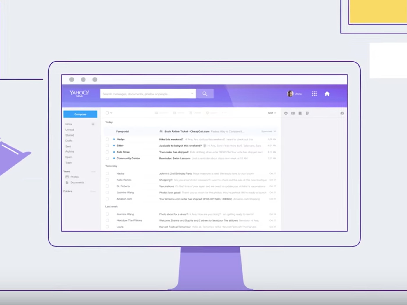 Yahoo Mail debuts complete overhaul, introduces Yahoo Mail Pro - The