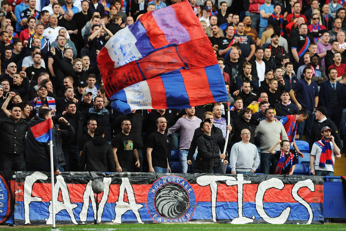 Palace fans haven't had much to cheer about this season.