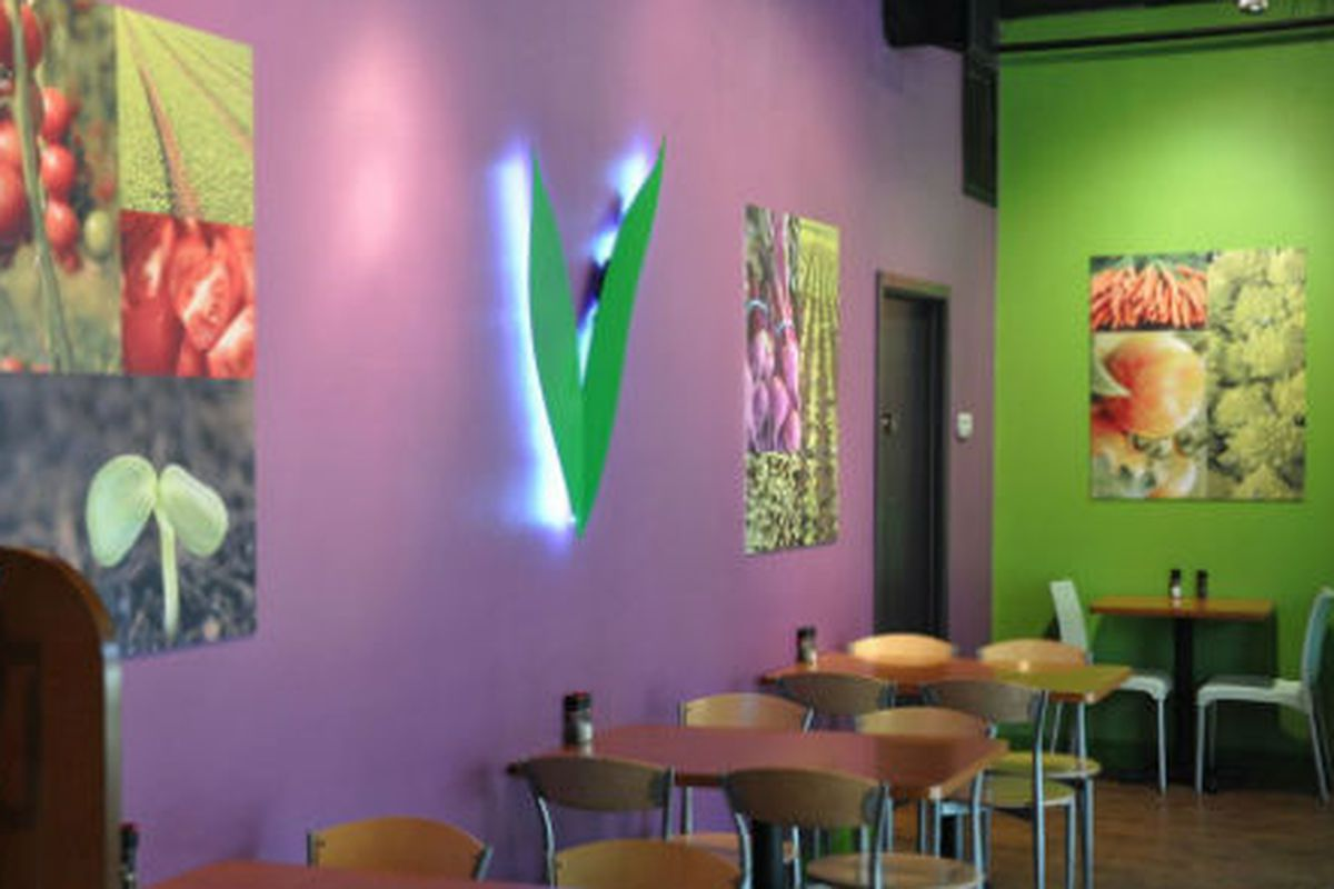 The newly made-over Greenz in Uptown.