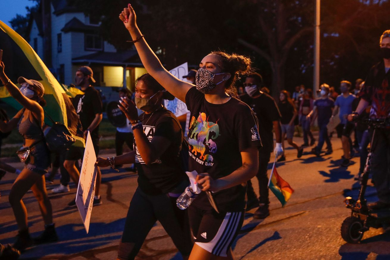 US-POLICE-SHOOTING-RACISM-UNREST