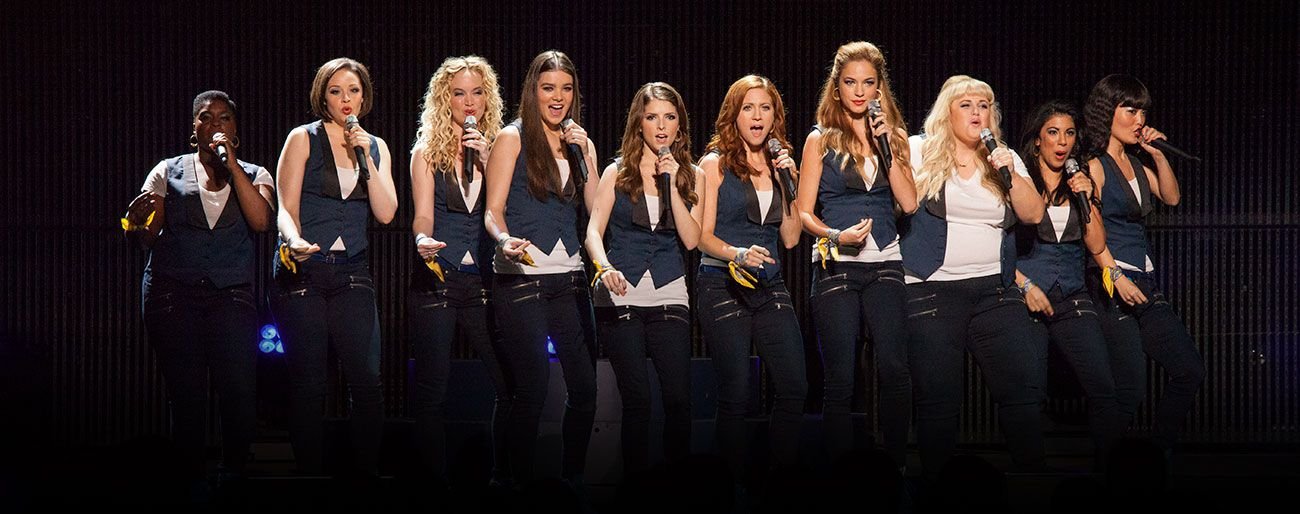 pitch perfect 2 cast