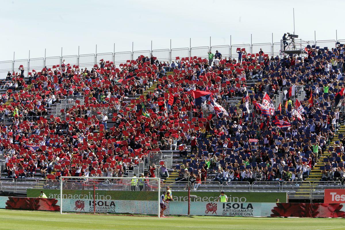 Cagliari Calcio v Empoli FC - Serie A