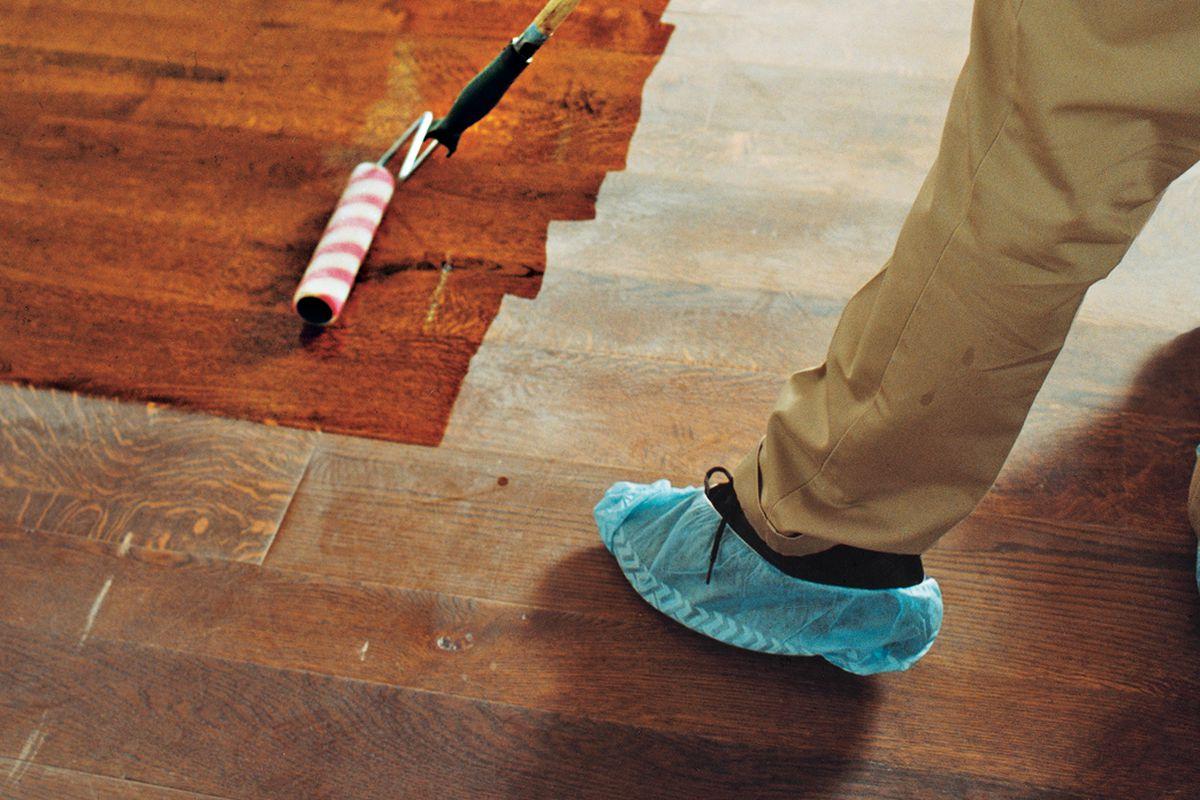 Hardwood Floor Refinishing Made Easy
