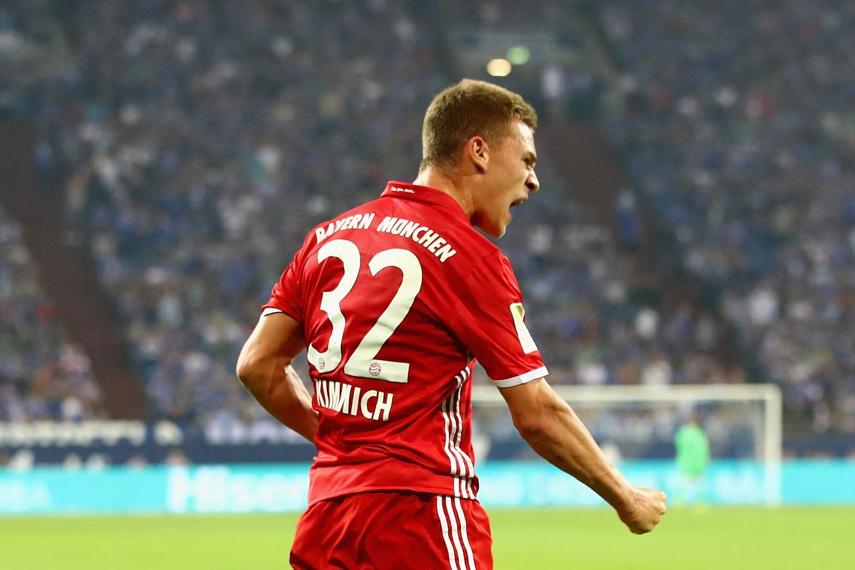 Joshua Kimmich should be one of the first names of Carlo