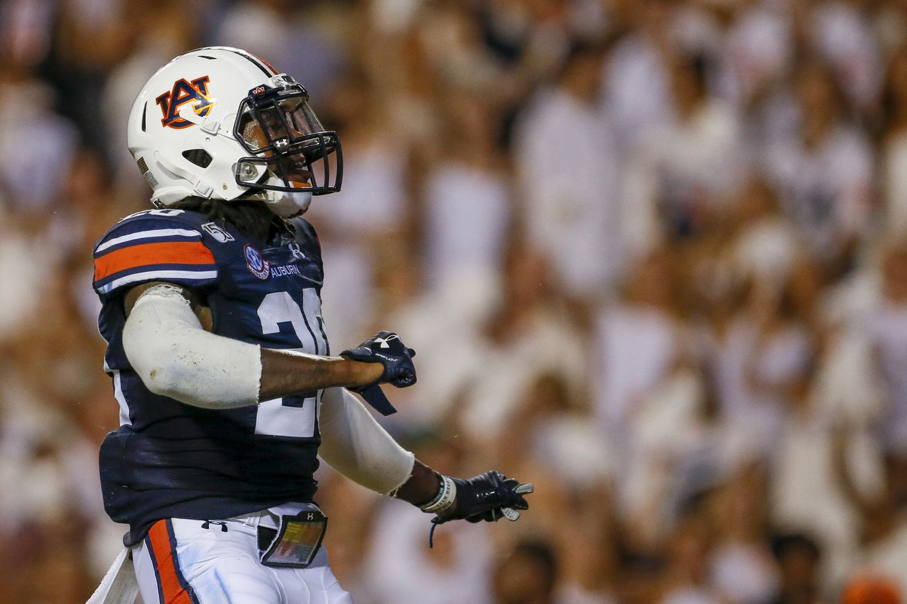 NCAA Football: Tulane at Auburn