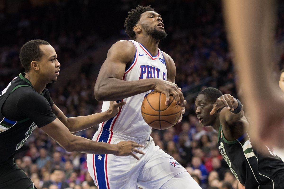 milwaukee bucks vs. philadelphia 76ers: national tv showdown for