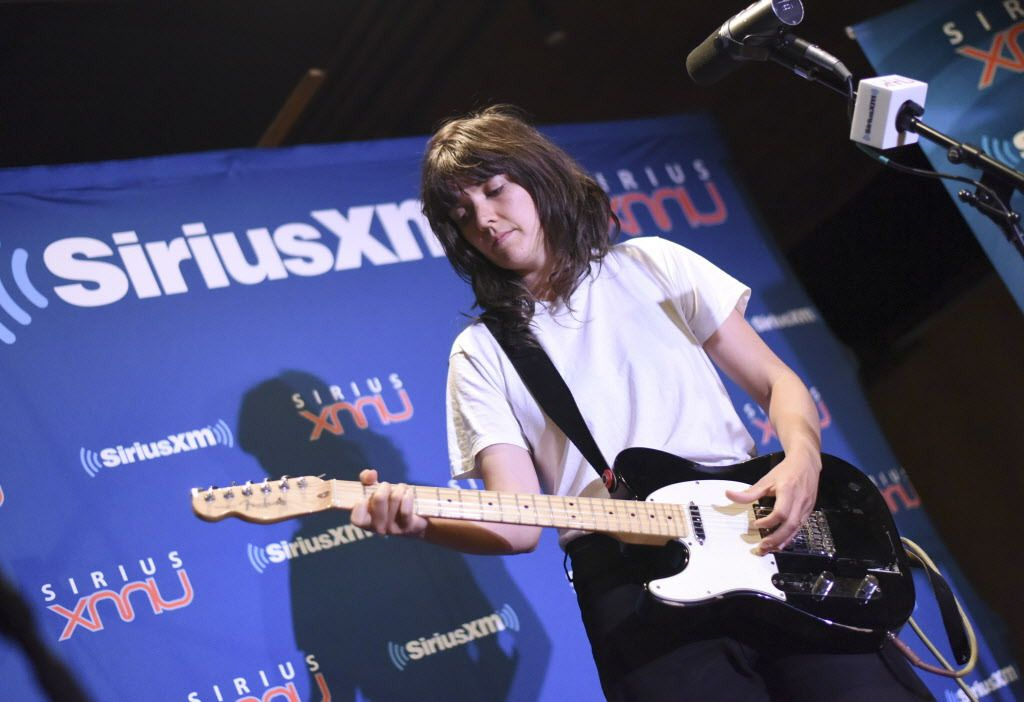You can catch Courtney Barnett at this year's Pitchfork Music Festival. Vivien Killilea/Getty Images for SiriusXM