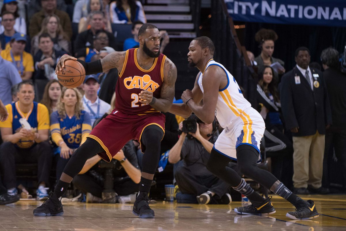 Warriors seek redemption, Cavs want repeat as Finals open