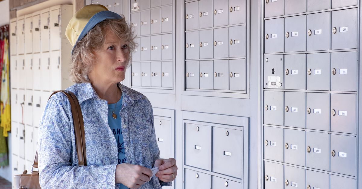 Meryl Streep is the saving grace and downfall of Netflix's The Laundromat
