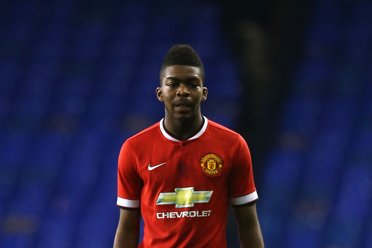 Tottenham Hotspur v Manchester United - FA Youth Cup Fifth Round