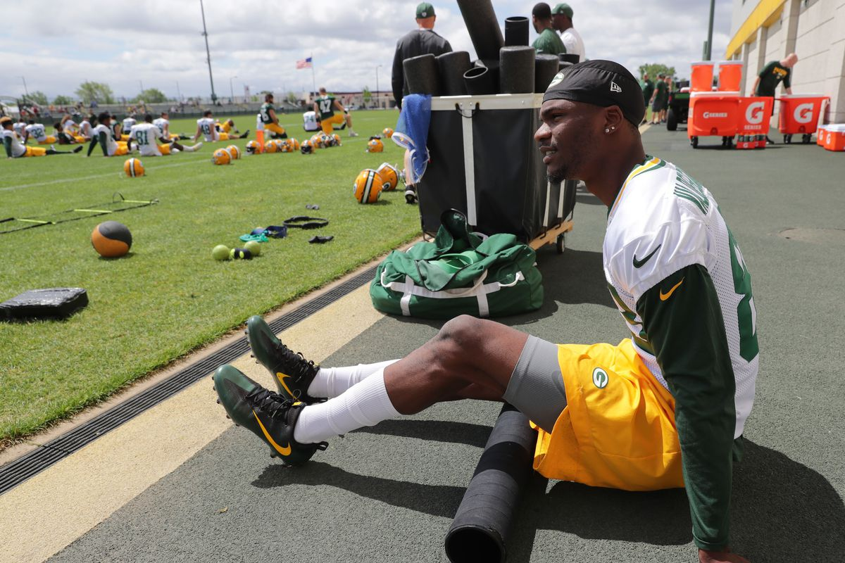 NFL: Green Bay Packers-Organized Team Activity