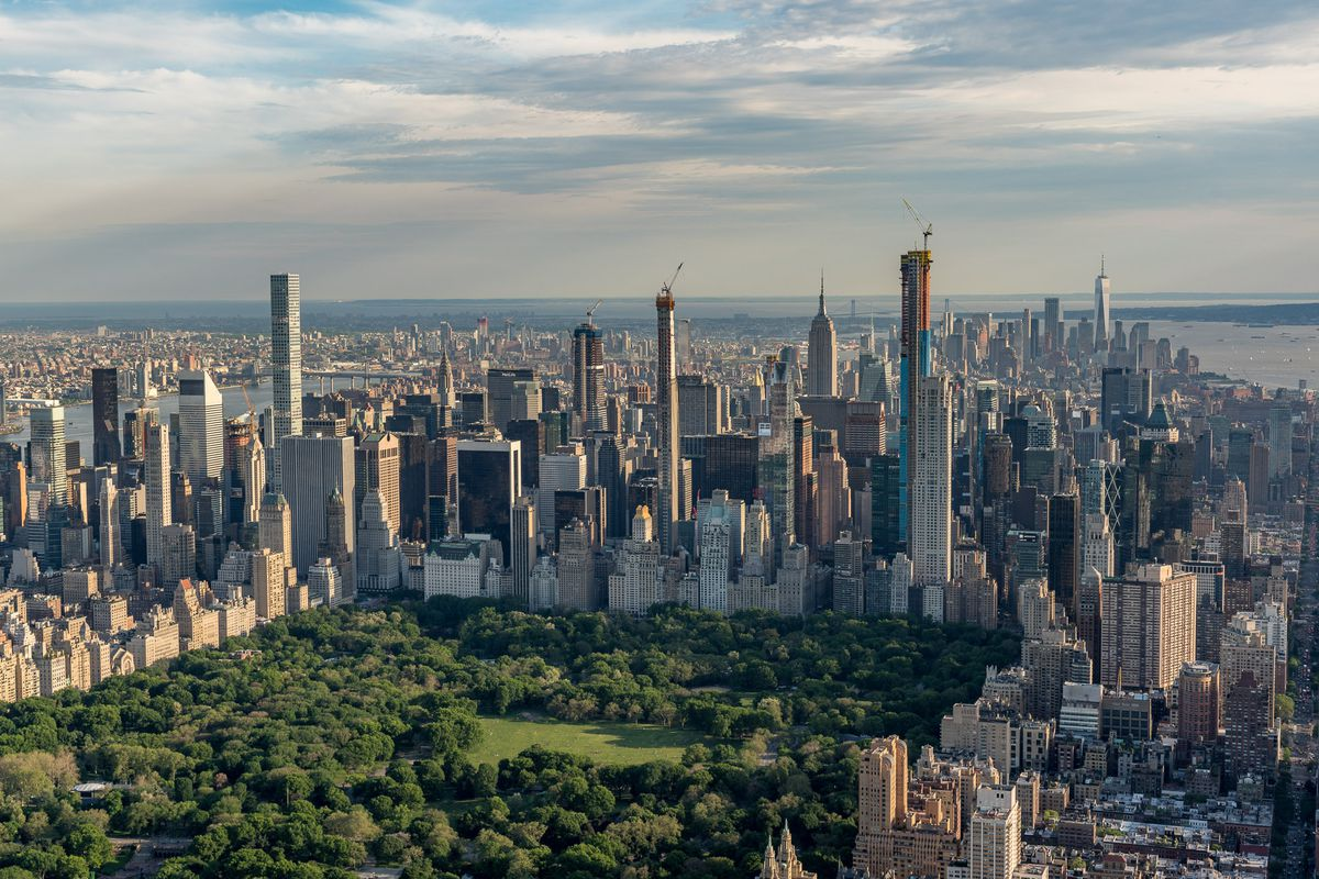 New York City Apartment Sales Are In A Slump Curbed Ny