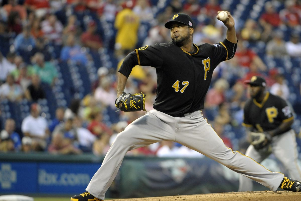 If the Bucs re-up Liriano, will he maintain his success?