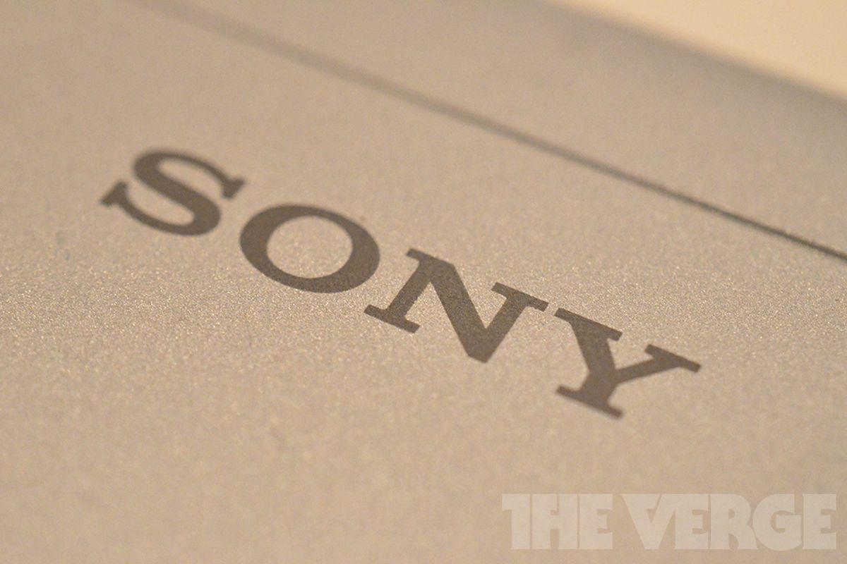 Sony laptop logo (1020)