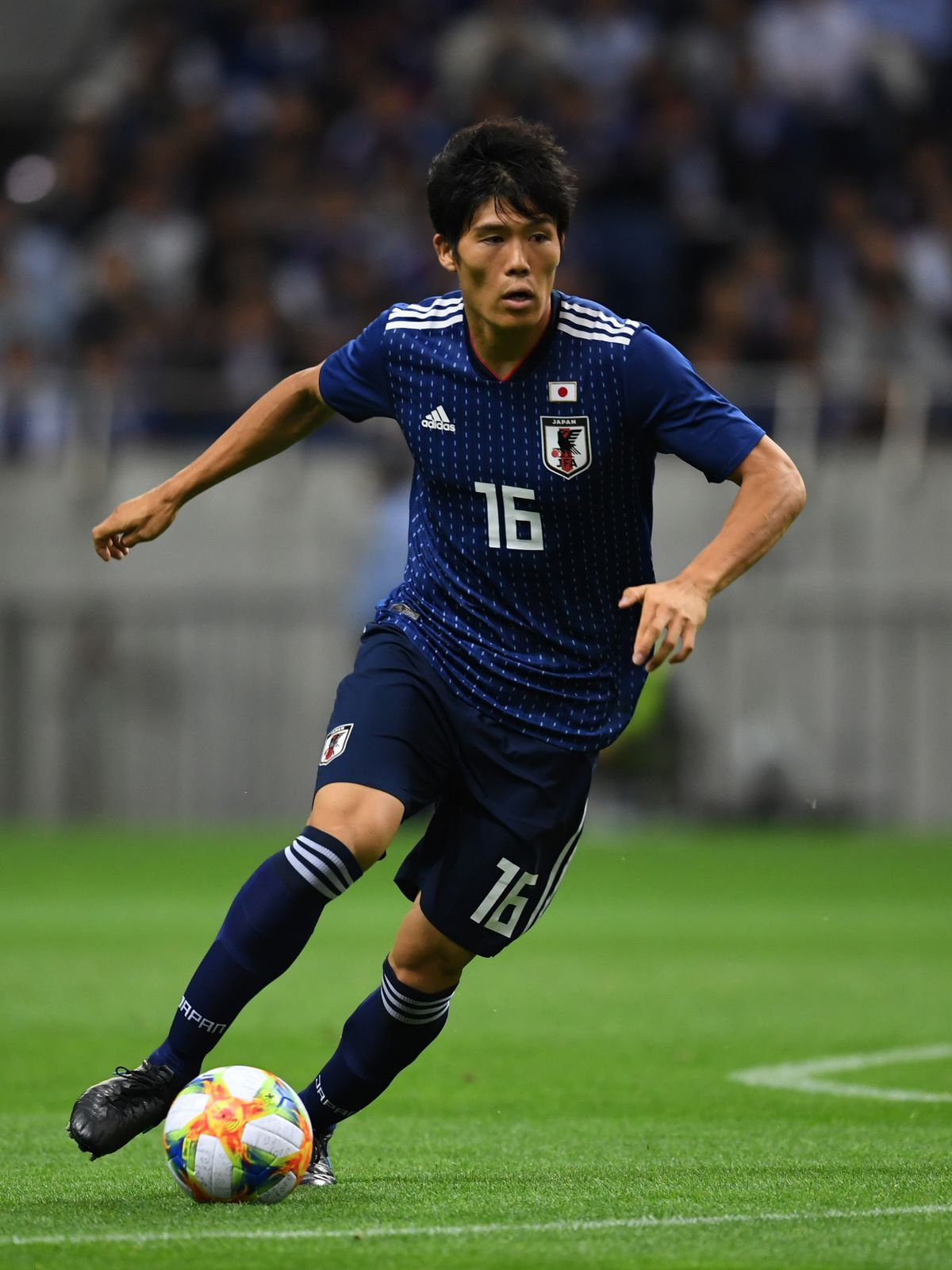 Japan v Mongolia - FIFA World Cup Asian Qualifier 2nd Round