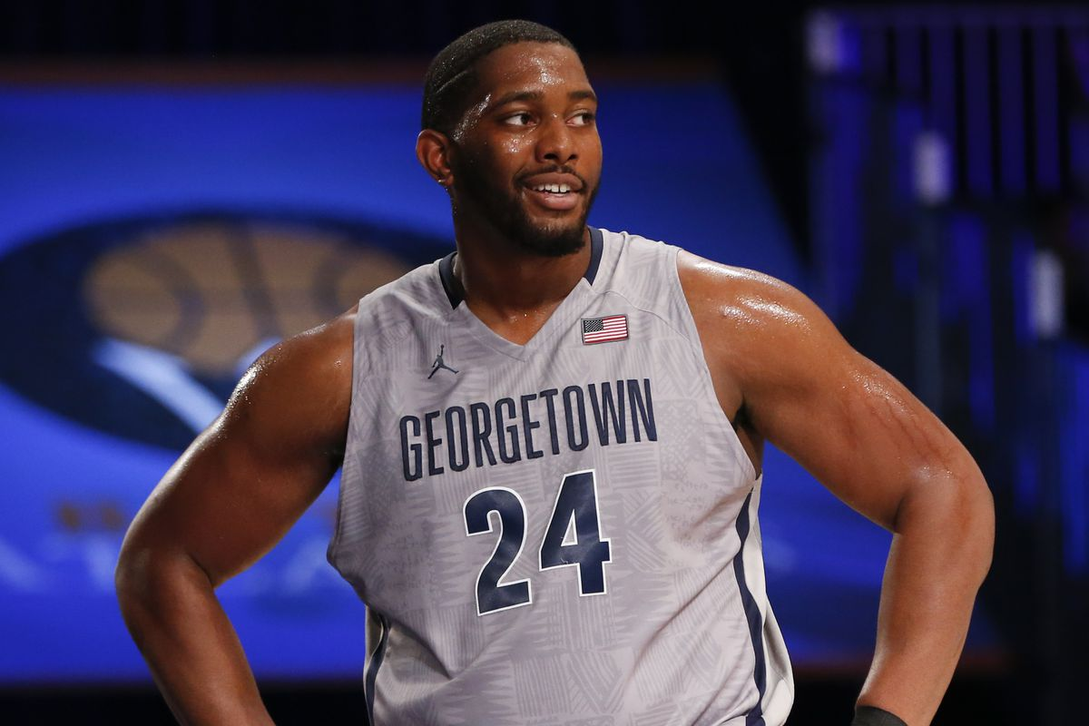 Joshua Smith and the Hoyas have a chance to kick DePaul further down the stairs this week.