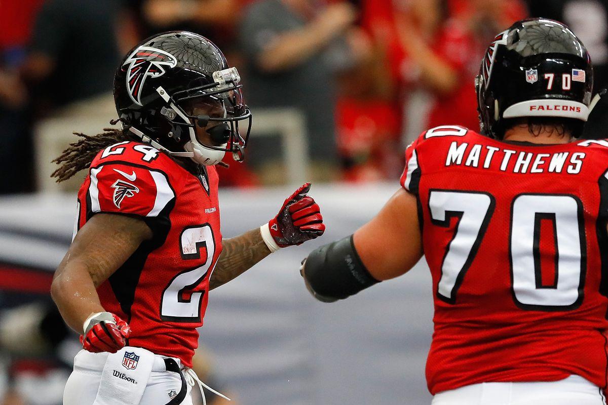 Carolina Panthers v Atlanta Falcons