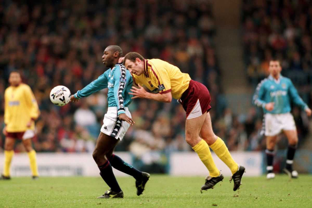 Soccer - Nationwide League Division Two - Manchester City v Northampton Town