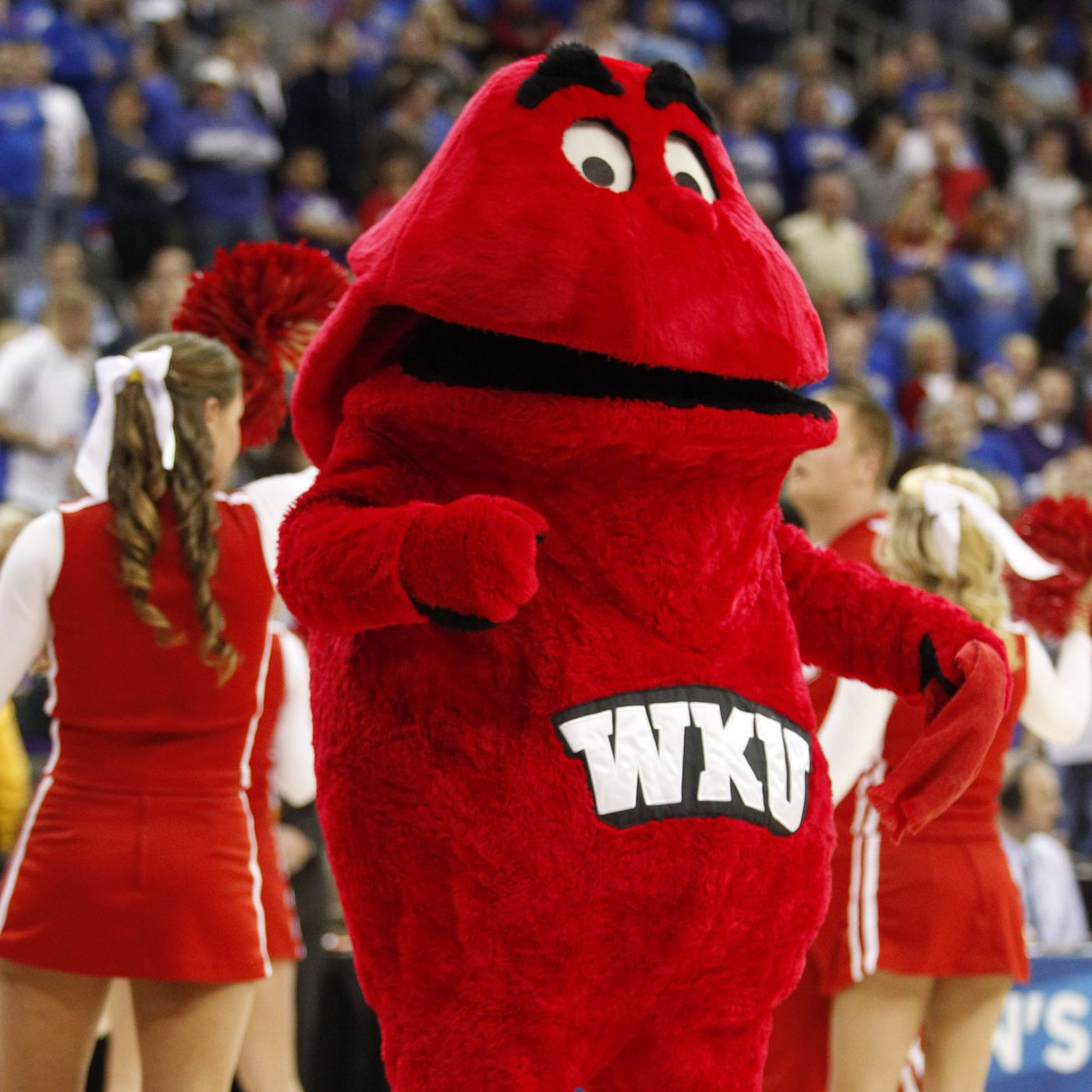 Big Red Sports >> What The Hell Is Wku Mascot Big Red Here S Everything We