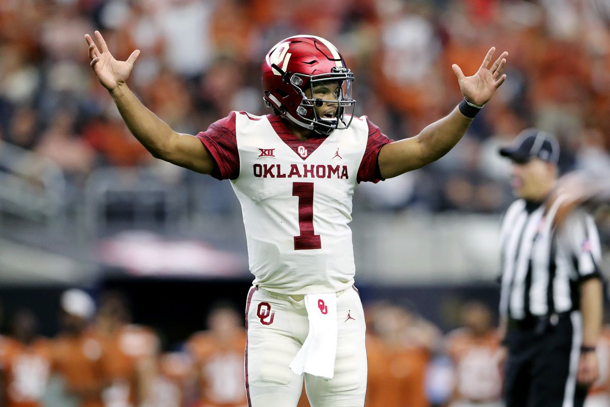 new concept 38aef a88ca Kyler Murray picks the NFL Draft: Why football makes all ...