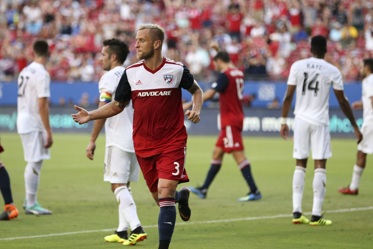 Just Not Our Day: FC Dallas 2, LAFC 1 - Angels on Parade
