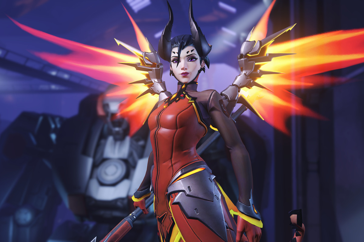 the mercy and junkrat nerfs are now live update heroes never die