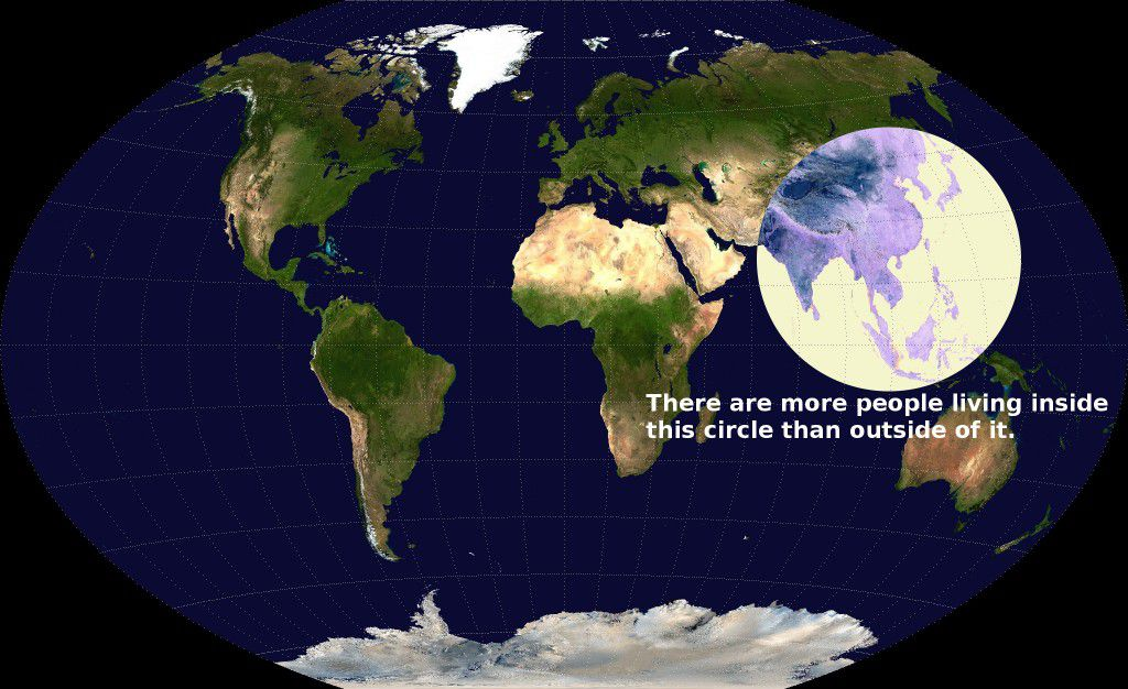 22 maps and charts that will surprise you - Vox Since Earth Is A Sphere Maps on earth timeline map, earth radius map, earth atlas map, earth circle map, earth surface map, earth ball map, earth orbit map, earth normal map, earth geoid map, earth hexagon map, earth parallel map, earth hemisphere map, earth heat map, earth cylinder map, earth topology map, earth grid map, earth square map, earth gravity map,