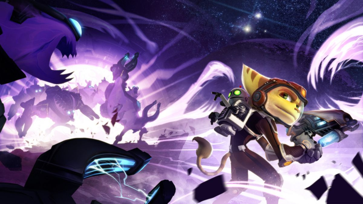 Ratchet Clank Into The Nexus Review Closure Polygon