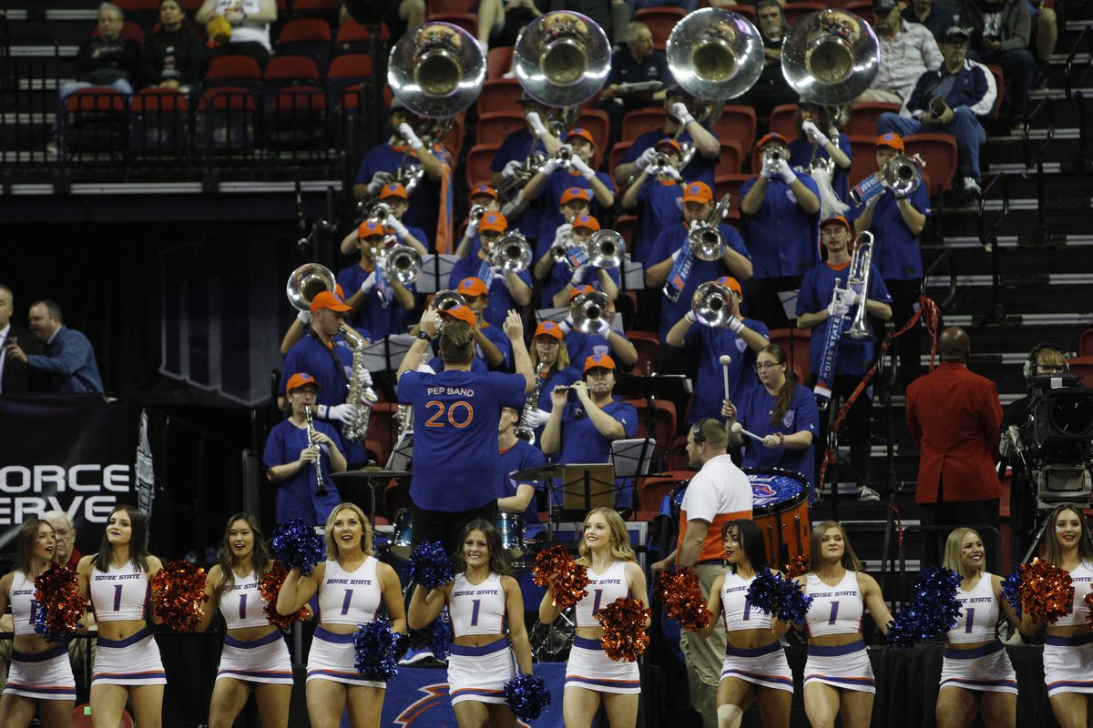 Mountain West Conference Basketball Tournament - Semifinals