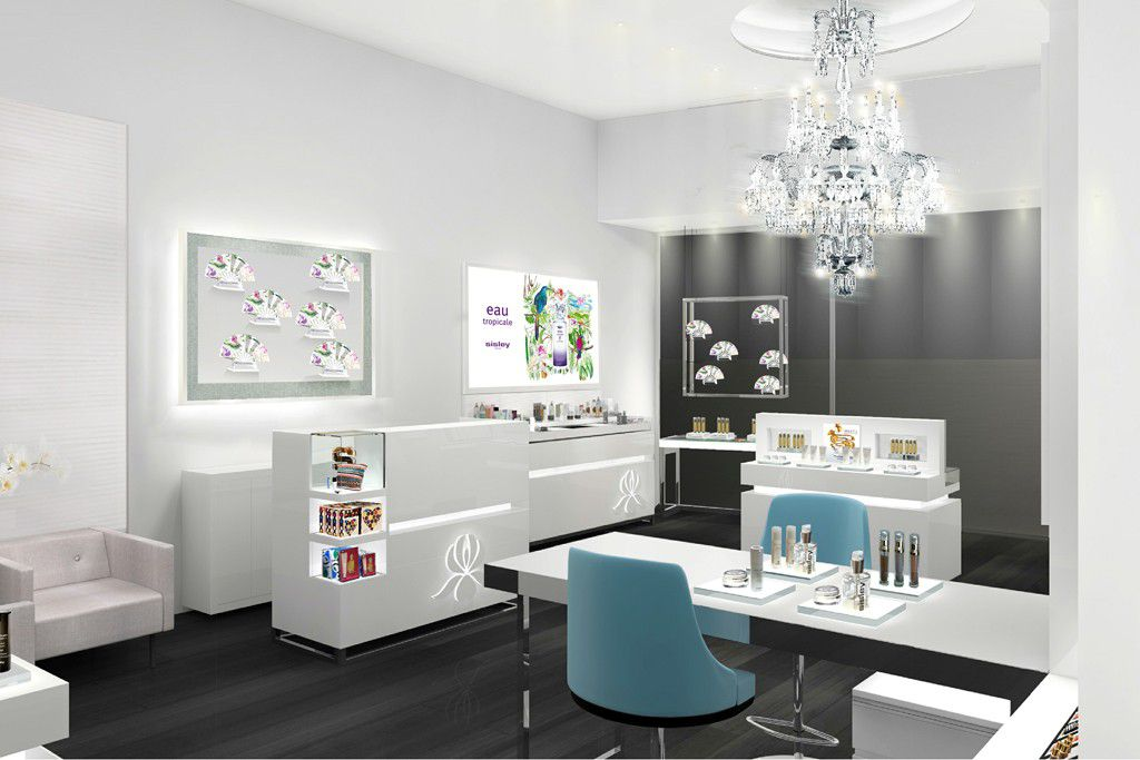 Sisley's First U S  Boutique Opens May 17 in Las Vegas - Racked Vegas