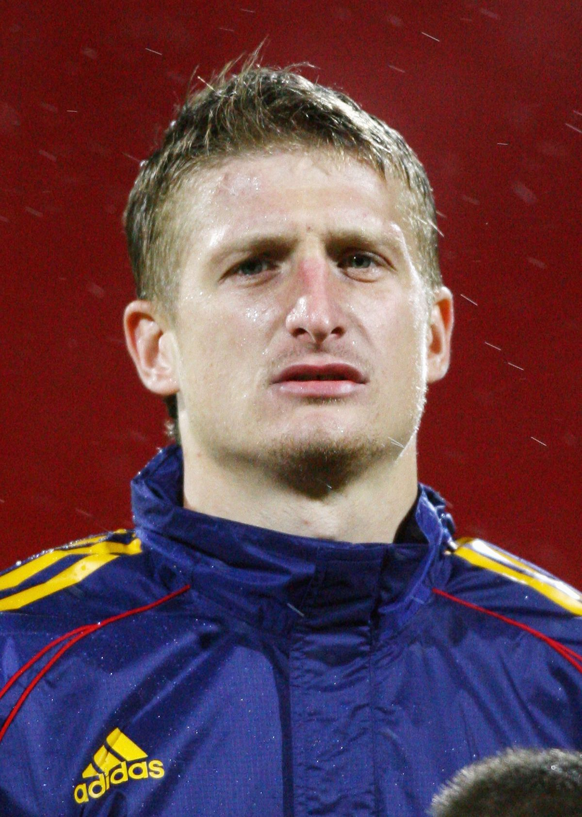 Euro2008 Qualifier - Romania v Netherlands