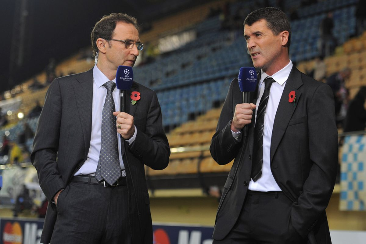 SAFC managers past and present getting their analysis on